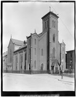 Brooklyn: St. Patrick's Catholic Church, Kent Avenue and Willoughby Avenue, undated.