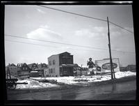 Newtown: [Queens Boulevard, south side, just east of new site of former Joseph Warsching (?) House, 1924.]