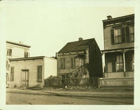 Newtown: 1027 Wyckoff Avenue, north side, south of Stephen Street, Evergreen, 1922.