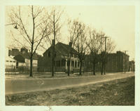 Newtown: 27-09 Cooper Avenue, north side, two blocks east of Epsilon Place, 1923.
