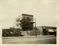 Newtown: 964 Fresh Pond Road on the west side, between Madison Street and Woodbine Street, 1922.
