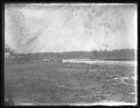 Unidentified empty field, Eastchester, N.Y., undated (ca. 1920-1925).