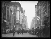 Parade in support of the National Recovery Administration (N.R.A.), New York City, undated (ca. 1933-1935).