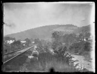 Hills near Cumberland, Maryland, May 1919.