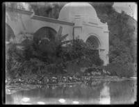 A corner of the Lily Pond, Panama-California Exposition, San Diego, California, September 10, 1915.