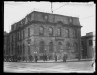 Unidentified post office, Detroit, Michigan, undated (ca. 1919).