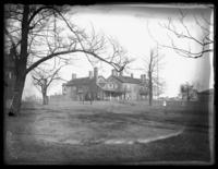 Unidentified mansion, Cleveland, Ohio (?), undated (ca. 1919).