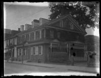 Unidentified house, undated (ca. 1920-1925).