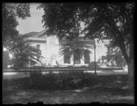 Organization of American States building, 17th Street and Constitution Ave., N.W.,  Washington, D.C., undated (ca. 1932).