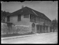 'Oldest House in the United States.' St. Augustine, Florida, undated (ca. 1917-1919)