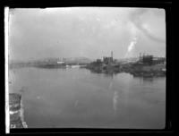 Harlem River and 150th St., New York City, undated (ca. 1905-1915).