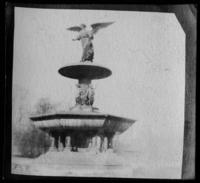 Bethesda Fountain, Central Park, New York City, undated (ca. 1905-1909).