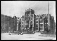 Townsend Harris Hall, City College of New York, New York City, undated (ca. 1900-1909).