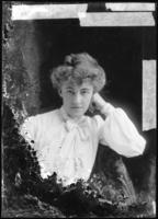 Amy Ricardo, undated [circa 1900-1910].