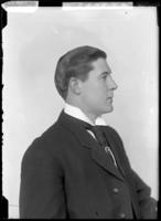 Unidentified man, undated [circa 1900-1910].