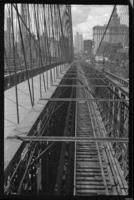 Brooklyn Bridge El, August 1, 1940.