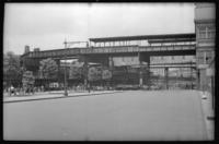 Sands Street station, Brooklyn, June 7, 1941. North view.