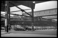 Sands Street station, Brooklyn, June 7, 1941. Southwest view.