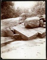 'Dr. Tanner's Well' [Tanner's Spring], Central Park, in line with W. 82nd Street, New York City, August 25, 1899
