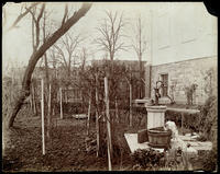 Hand pump well at the rear of 147 W. 139th Street between Sixth and Seventh Avenue, New York City, April 21, 1898.