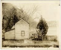 Cold Spring and Seeley's House, Inwood, New York City, November 13, 1897.