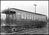 Brooklyn Rapid Transit Lexington Avenue line car 1261, May 24, 1940.