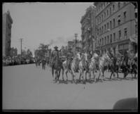 Cavalry, Decoration Day, Bronx, N.Y., 1903 or 1909.