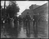 Veterans [?], Decoration Day, Bronx, N.Y., 1903 or 1909.
