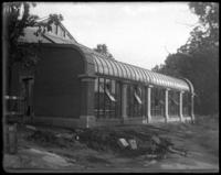 Building under construction, New York Zoological Gardens [the Bronx Zoo], Bronx, N.Y., 1899.