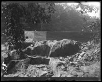 Construction site, New York Zoological Gardens [the Bronx Zoo], Bronx, N.Y., 1899.