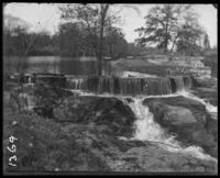 River and falls, New York Zoological Gardens [the Bronx Zoo], Bronx, N.Y., 1899.