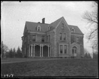 The Zborowski mansion, Claremont Park, Bronx, N.Y., undated [c. 1903].