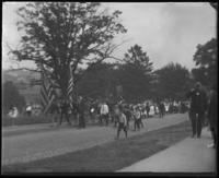 Sunday Schools parade in Claremont Park, Bronx, N.Y., June 6, 1903.