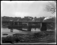 Eighth Avenue Bridge [Putnam Bridge], Harlem River, undated [c. 1897-1905].