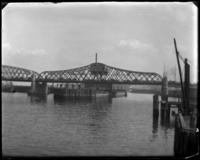 The Willis Avenue Bridge, Harlem River, undated [c. 1897-1905].
