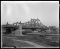 Macomb's Dam Bridge, Harlem River, undated [c. 1897-1905].