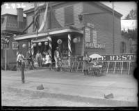 Cole's Store, 2517 Webster Avenue south of Fordham Road, Fordham, Bronx, N.Y., undated [c. 1902].