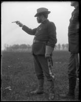 Surgeon Cockram, 23rd Regiment, Creedmoor Rifle Range, Queens Village, Queens, N.Y., May 11, 1901.