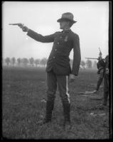Major Wells, 23rd Regiment, Creedmoor Rifle Range, Queens Village, Queens, N.Y., May 11, 1901.