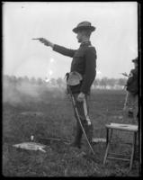 Captain Walker, 23rd Regiment, Creedmoor Rifle Range, Queens Village, Queens, N.Y., May 11, 1901.