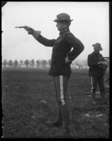 Adjutant Wingate, 23rd Regiment, Creedmoor Rifle Range, Queens Village, Queens, N.Y., May 11, 1901.