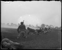 23rd Regiment Company C, Creedmoor Rifle Range, Queens Village, Queens, N.Y., May 11, 1901.