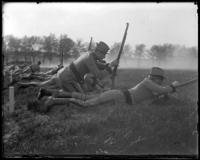 7th Regiment Company F, Creedmoor Rifle Range, Queens Village, Queens, N.Y., May 11, 1901.