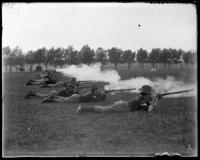 71st Regiment Company A, Creedmoor Rifle Range, Queens Village, Queens, N.Y., May 24, 1902.