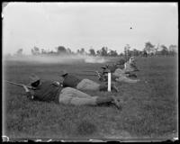 71st Regiment Company G, Creedmoor Rifle Range, Queens Village, Queens, N.Y., May 24, 1902.