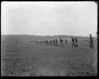 71st Regiment Company G running, Creedmoor Rifle Range, Queens Village, Queens, N.Y., May 24, 1902.