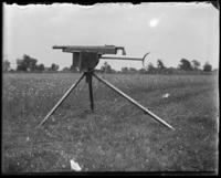 A Colt automatic rifle, Creedmoor Rifle Range, Queens Village, Queens, N.Y., June 28, 1902.