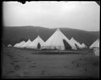 Abandoned camp, State Camp (Camp Smith), Peekskill, N.Y., June 2, 1900.
