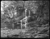 Falls at Indian Brook, Garrison, N.Y., 1902.