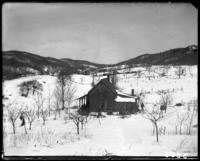 Winter view, Garrison, N.Y., March 18, 1906.